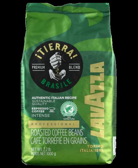 Kawa Lavazza Tierra Brazil Espresso 1kg