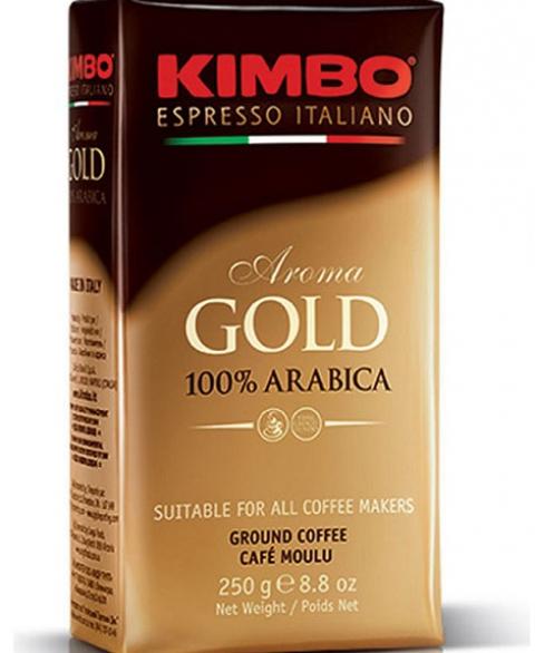 KAWA KIMBO AROMA GOLD MIELONA 250G