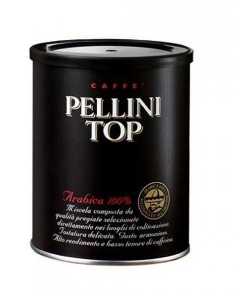 KAWA PELLINI CAFE TOP MIELONA PUSZKA 250G