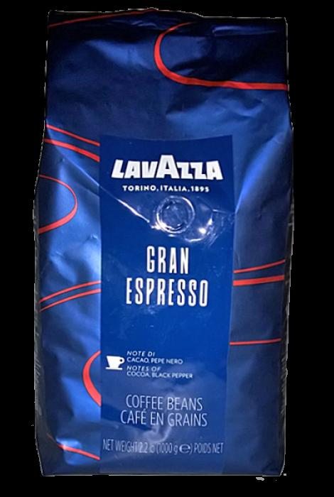 Kawa Lavazza Gran Espresso 1KG ziarnista