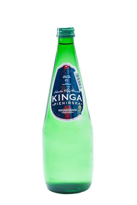 Woda Mineralna Kinga Pienińska Niegazowana 700 ml