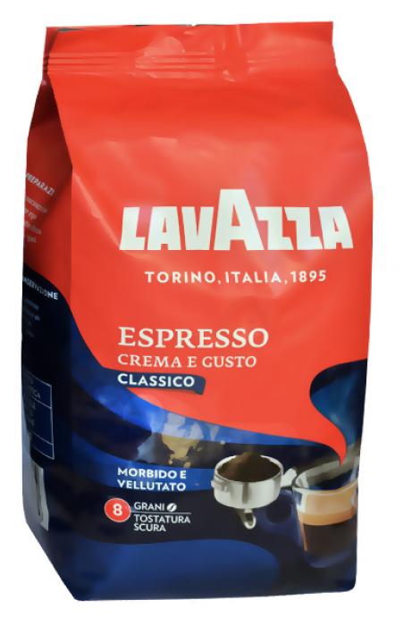 Kawa Lavazza Crema e Gusto Espresso 1kg