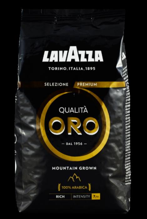 Kawa Lavazza Qualita Oro Mountain Grown