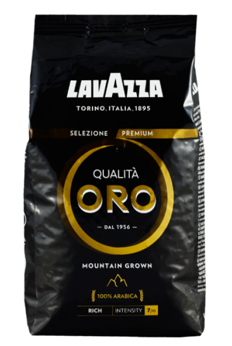 Kawa Lavazza Qualita Oro Mountain Grown