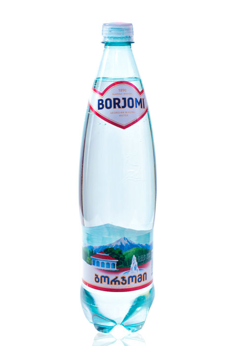 Woda Borjomi 1000 ml PET