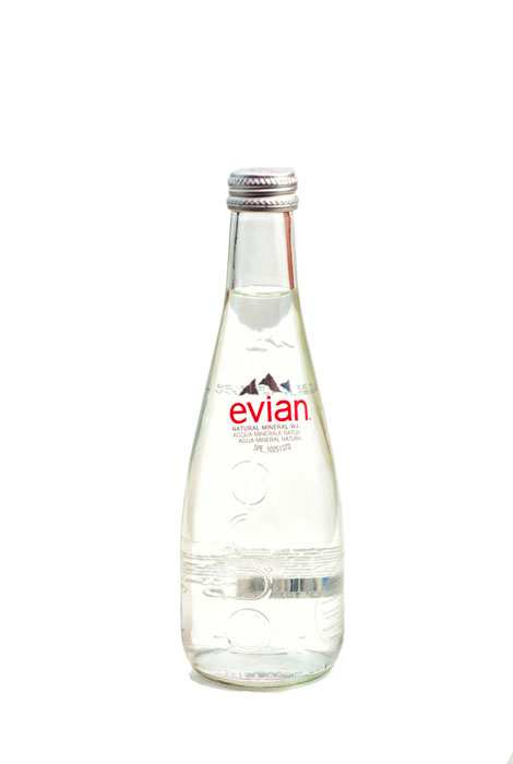 Woda mineralna Evian 330 ml