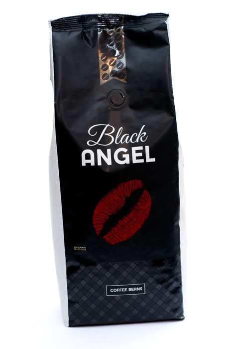 Black Angel kawa ziarnista