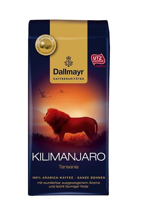 Dallmayr Kilimanjaro Tanzania 250g mielona