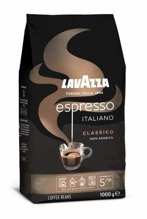 Kawa LAVAZZA Caffe Espresso 1KG ZIARNISTA