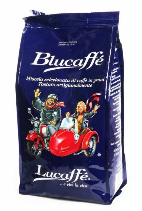 Kawa Lucaffe Blucaffe 700g