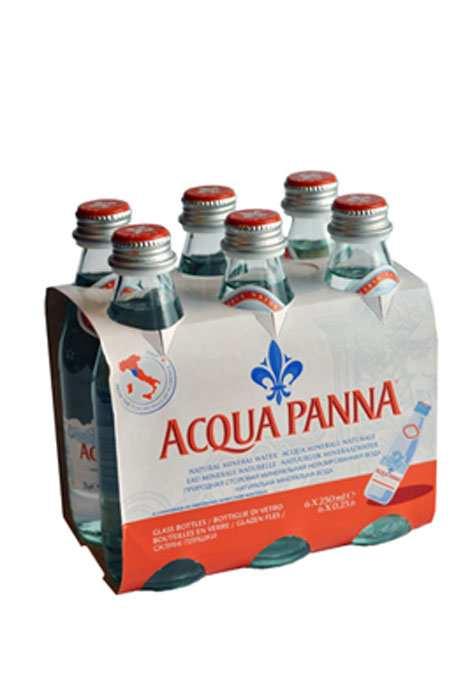 WODA ACQUA PANNA 0,25L